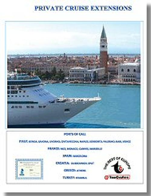 CRUISE SHORE EXCURSIONS 2017